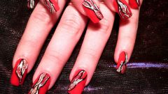 How to do nail extensions on forms