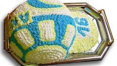 Как украсить торт для мальчика