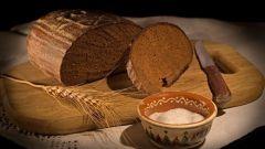 Как испечь хлеб в русской печи