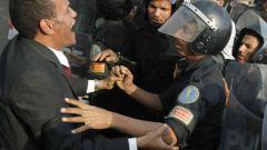Как общаться с полицией на митинге