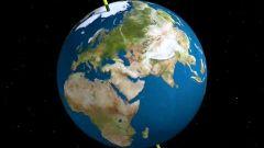 Почему вертится земля
