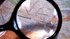 Как определить координаты точки на карте