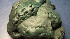 Как лепить из скульптурного пластилина