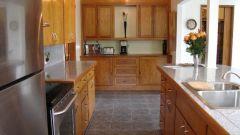 Как сделать удобной кухню