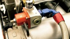 Как проверить давление в топливной системе