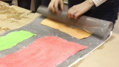 Как делать фетр
