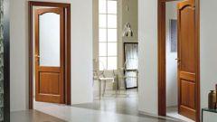 Как заделать царапину на двери