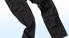 Как покрасить черные брюки