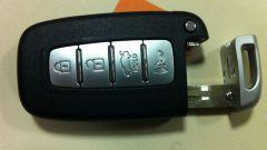 Как разобрать ключ