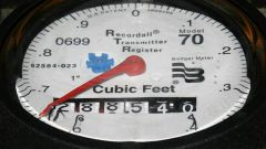 How to send readings of water meters