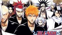 How to draw Bleach character