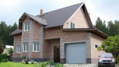 Как построить дом из керамзитоблоков