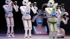 Как собрать простого робота