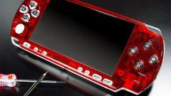 Как играть в PSP джойстиками