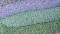 Как связать детское одеяло