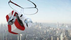 Как сделать летающего робота