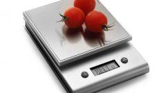 Как отремонтировать электронные весы