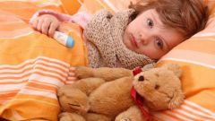 Как лечить горло у маленьких детей