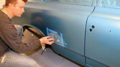 Как ремонтировать кузов