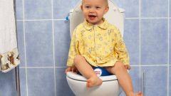Как приучить ребенка к унитазу