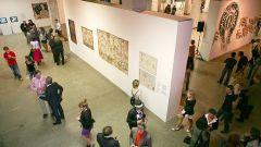 Как оформить выставку картин