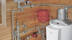 How to upload a heating system