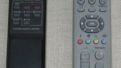 How to check TV remote