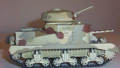 Как красить модели танков