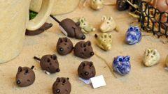 Как лепить из глины животных
