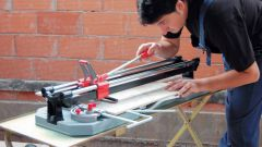 Как нарезать плитку