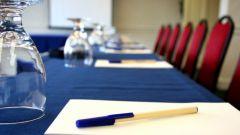 Как организовать научно-практическую конференцию