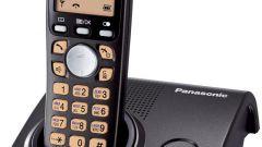 Как подключить дополнительную трубку Panasonic