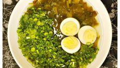 Как варить щавелевый суп