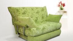 Как починить диван-книжку