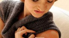 How to identify an allergic rash on the skin