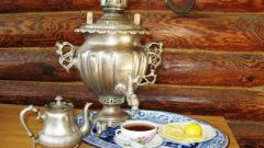 How to melt the samovar