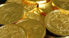 Как отличить поддельную монету