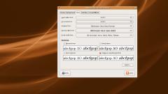 Как установить шрифт Vista
