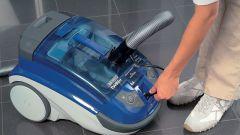 Как мыть пылесос