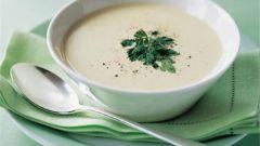 Как готовить протертые супы