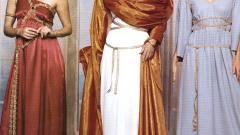 Как сделать греческий костюм