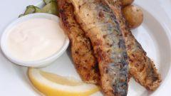 Как запечь рыбу хек