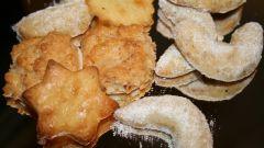 Как испечь творожное печенье