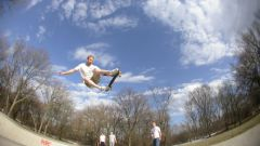 Как научиться кататся на скейте