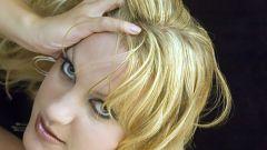 Как обесцветить волосы при помощи перекиси