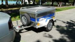 How to make a trailer for passenger car