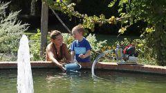 Как сделать водяную помпу