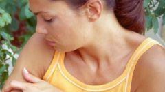 Как вылечить сыпь на теле