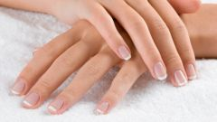 How to determine the condition of the nails