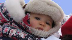 Как одевать зимой новорожденного для улицы